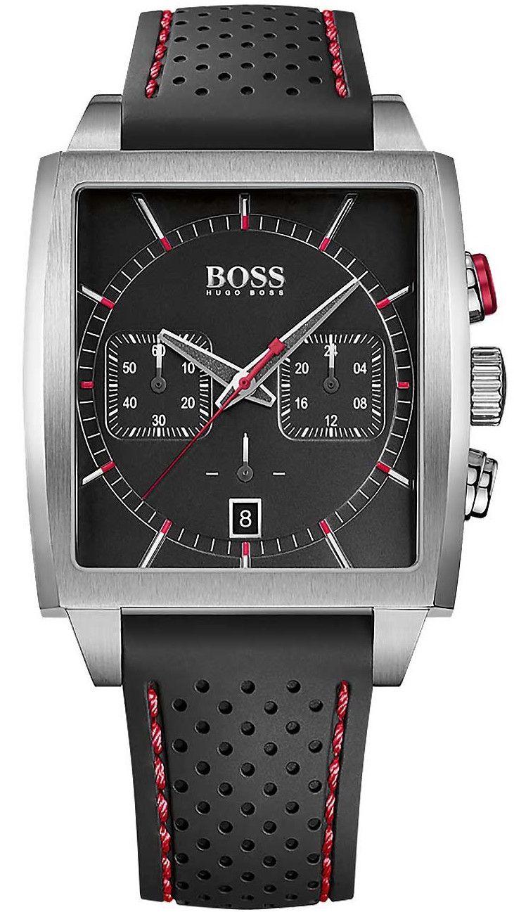 Hugo Boss reloj cronógrafo Racer