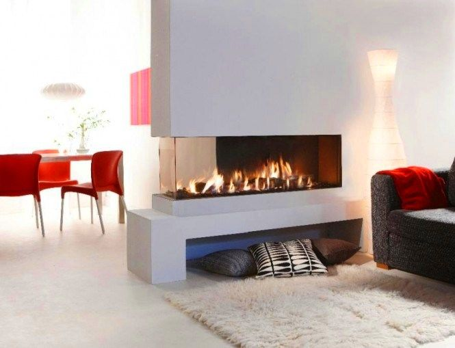 ECO TWO WAY FIREPLACE                                                                                                                                                     More