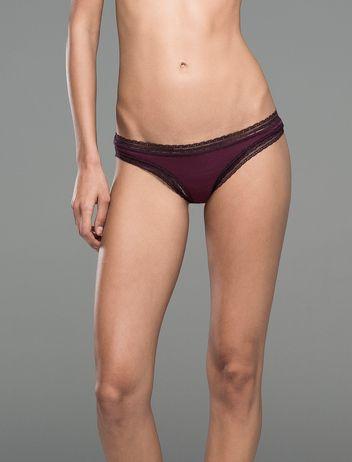 women'secret   Productos   Braga brasileña con detalle de encaje