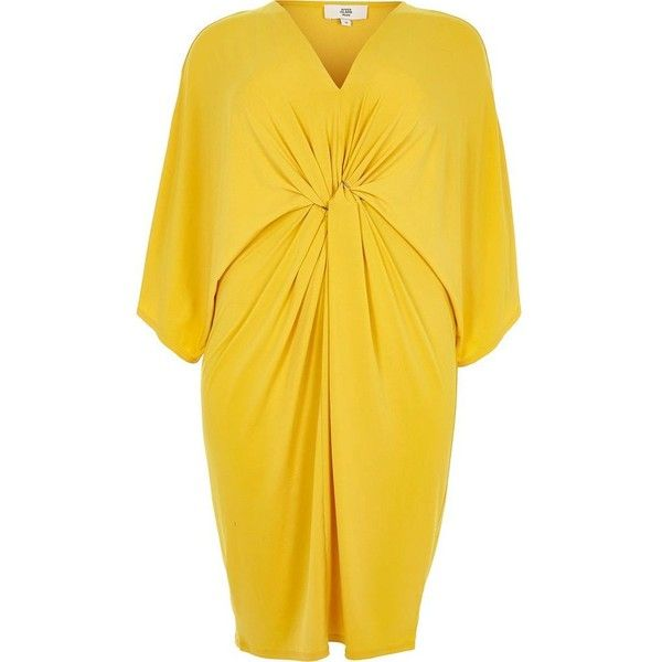 Best 25+ Yellow Plus Size Dresses Ideas On Pinterest