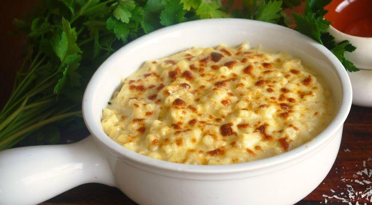 Macaroni Cheese