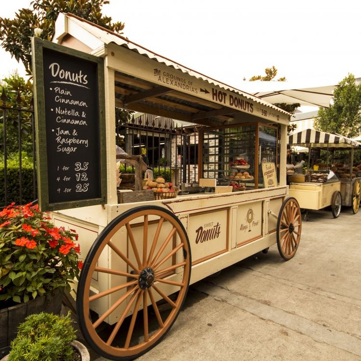 10 Best Ideas About Mobile Food Cart On Pinterest