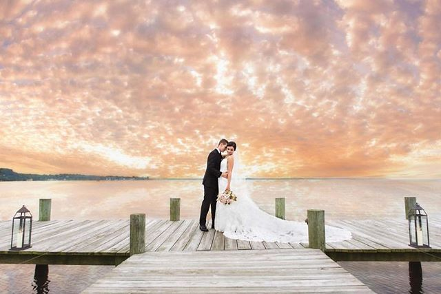 Waterfront Wedding Venues In Maryland Herrington On The Bay Chicago Wedding Venues Waterfront Wedding Venue Affordable Wedding Venues