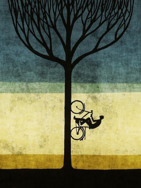 Made by: Toni Demuro (Cycling, Biking up a tree)