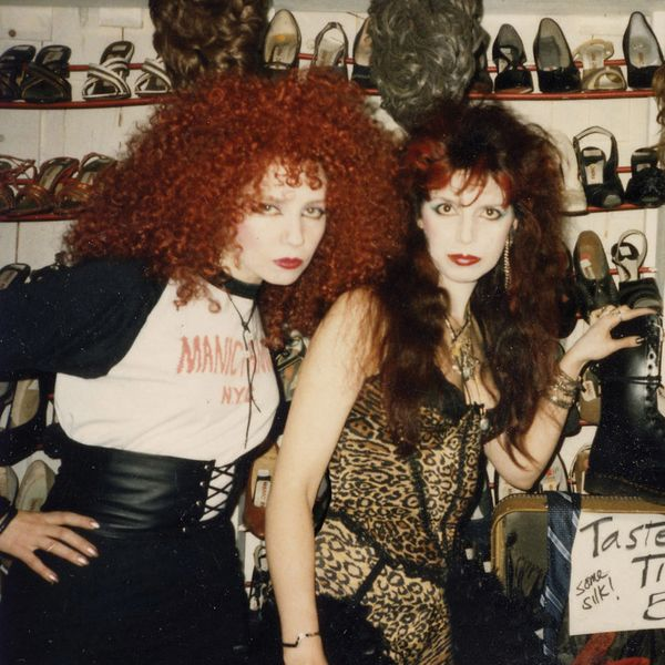Link About It: America's First Punk Store: Manic Panic