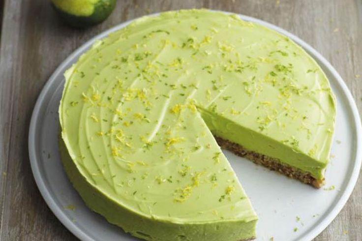 Een taart vol goede voedingsstoffen? En bord-aflikkend lekker? Kom maar door!