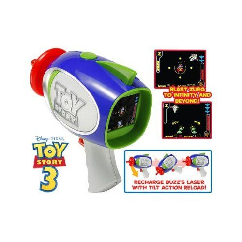 Toy Story 3 Buzzs Blaster LCD Video Game >>> You can find more details by visiting the image link.Note:It is affiliate link to Amazon.