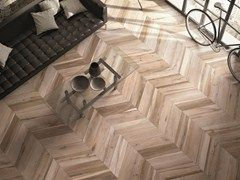 Wall/floor tiles with wood effect SOLERAS - ABK Industrie Ceramiche