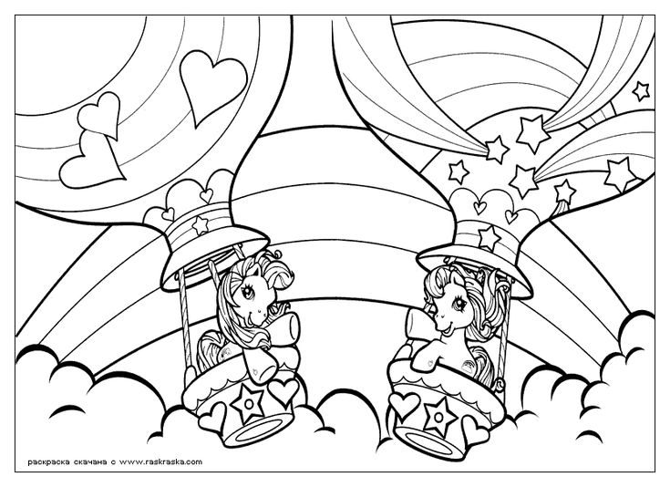 My Little Pony Coloring Pages 34 Disney Book Res
