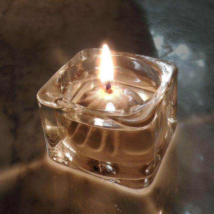 LJUSBRINGARE® brinner ekologiskt på vanlig matolja.