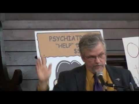 David Oaks at Occupy the American Psychiatric Association, 5/5/2012