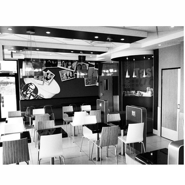 KFC Soshanguve Interior Design