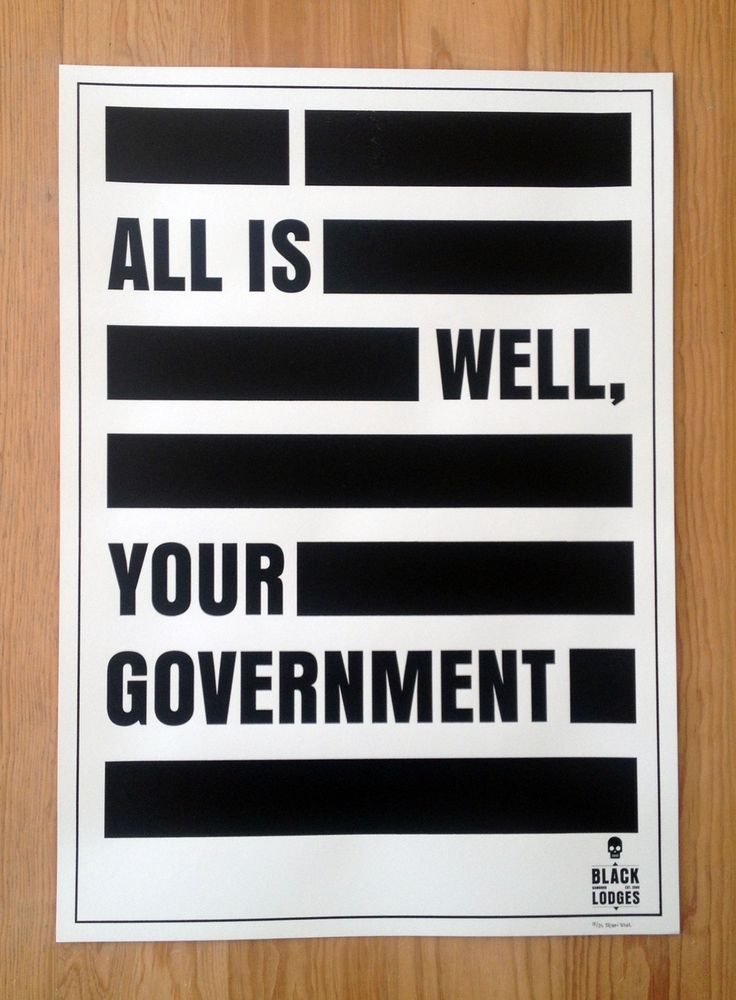 Censorship Print