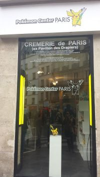 Pokemon Center Paris - Pikachu - for rachel