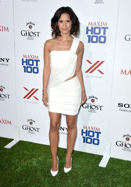 Rocsi Diaz Photos Photos - Actress Rocsi Diaz attends the Maxim Hot 100 Party at Vanguard on May 15, 2013 in Hollywood, California. - Celebs at the Maxim Hot 100 Party