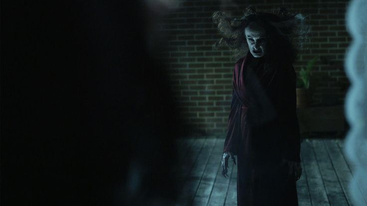 """'Paranormal Witness' 213 Ashes to Ashes Recap - http://movietvtechgeeks.com/paranormal-witness-213-ashes-to-ashes-recap/-On the season finale of """"Paranormal Witness,"""" a couple moved into their grandmother's house with their young daughter. The wife, Amanda, was close to her grandmother and lived down the street from her until her grandmother had a stroke."""