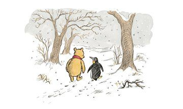 Move Over Piglet, There's A New 'Winnie-The-Pooh' Character In Town