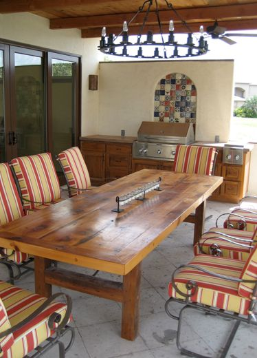 1000 ideas about grill area on pinterest outdoor grill for Hacienda style lighting