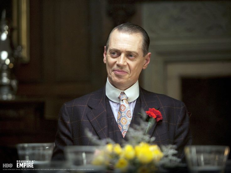 """""""Boardwalk Empire"""": Irish gangster Enoch """"Nucky"""" Thompson is the Champion of Prohibition Smuggling.  Sooo Good!"""