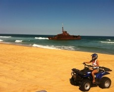 SHIPWRECK TOURS~Quad Biking