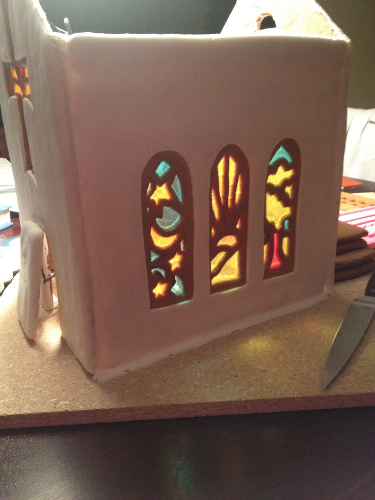 28 best Gingerbread Churches images on Pinterest ...