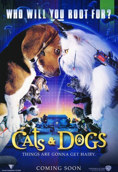 Cat Love ♥ | Film | Cats & Dogs (2001)