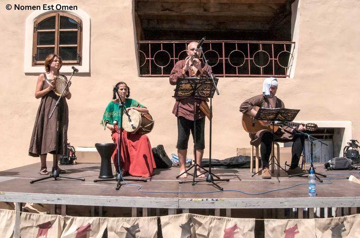 Muzica medievala la 40 de grade