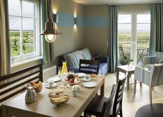4*-Urlaub im eigenen Apartment im Dorfhotel Sylt - 3 Tage oder mehr ab 54,50 € | Urlaubsheld.de