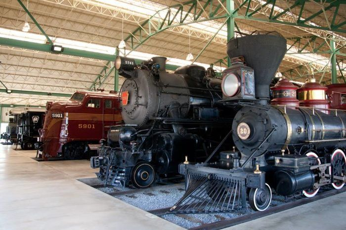This Dreamy Train Themed Trip Through Pennsylvania Will Take You On The Journey Of A Lifetime Strasburg Railroad Train Museum Train