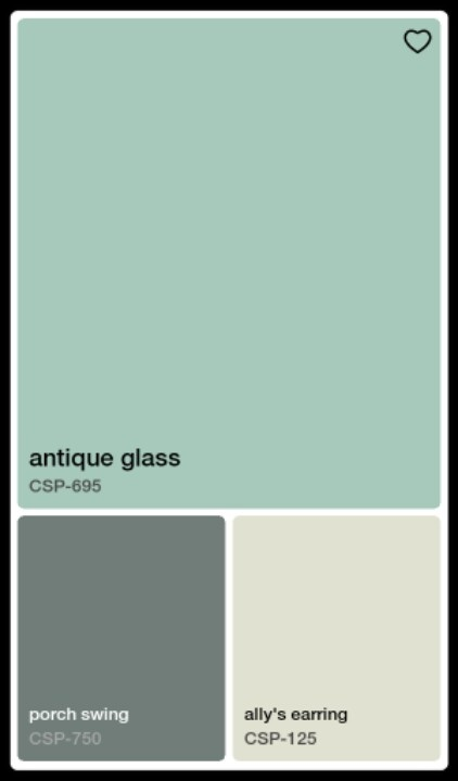 Colors In Paint >> antique glass | beach bathroom | Pinterest | Glass paint, Beach bathrooms and Wall colors