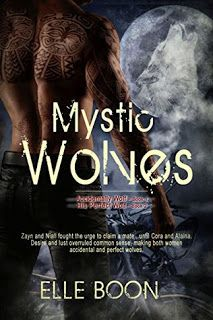 Captivated Reader: Mystic Wolves: Accidentally Wolf Book 1 and His Perfect Wolf Book 2 by Elle Boon
