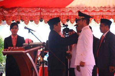 Gubernur Sulteng Resmi Lantik 7 Bupati dan 1 Walikota