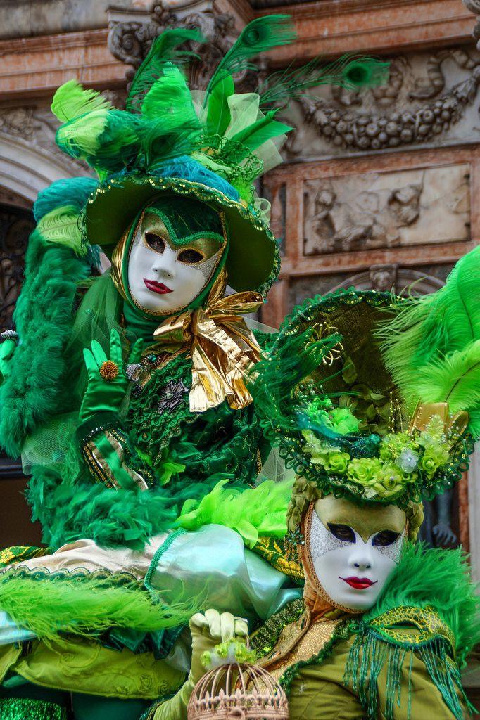 Venice Carnival - Carnaval de Venise 2015