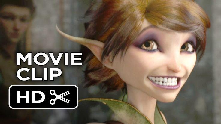 Strange Magic Movie CLIP - C'mon Marianne (2015) - Kristin Chenoweth Ani...