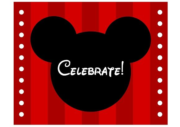 31 Best Mickey Mouse Images On Pinterest Birthdays