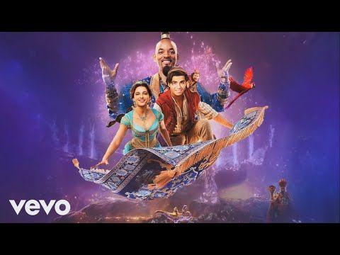 Disney's Aladdin 2019 - Whole New World (Music Video) HD