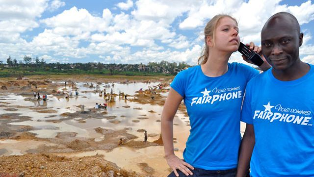 FairPhone is the world's first collective non-profit technology company developing a phone using minerals mined and sold under equity conditions. Recently, Fairphone undertook a fact finding mission to Katanga, the most southern province of the Democratic Republic of Congo.