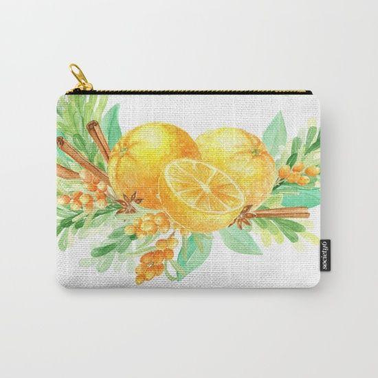 Spicy Orange Wreath - $14