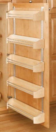 Rev-A-Shelf  5 Tray Pantry Door Storage :