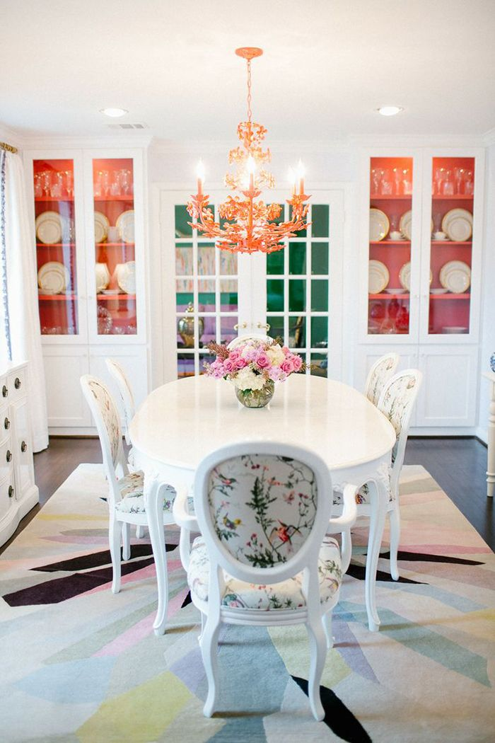 Beau Looking For Design Inspiration That Will Motivate You To Create A Space  That Truly Captures Your. White Dining RoomsDining Room ColorsModern ...