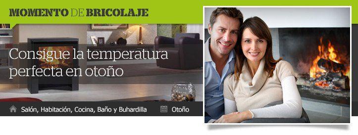 Más 🛠Momentos de #Bricolaje🛠 Aprende con nuestros momentos de bricolaje cómo calentar tu hogar para el otoño🔥 #tanfácilquenotelocrees