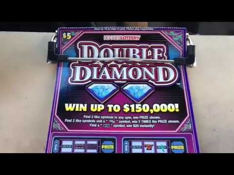 2 Double Diamond and 2 Ruby Mine Hoosier Lottery Scratch Off's WIN !! - http://LIFEWAYSVILLAGE.COM/lottery-lotto/2-double-diamond-and-2-ruby-mine-hoosier-lottery-scratch-offs-win/