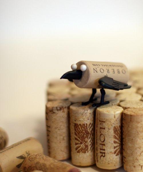 Wine CorkAnimals Corks, Wine Corks and Animals