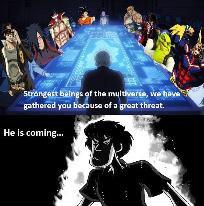 Ultra instinct shaggy | Scooby doo memes, Anime memes ...