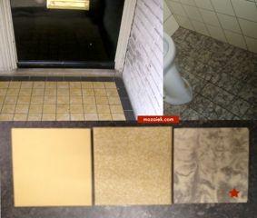 De 85 b sta wc bilderna p pinterest - Deco toilet grijs ...