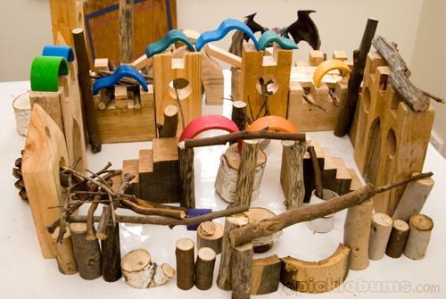 1000 Images About Blocks On Pinterest Natural Materials