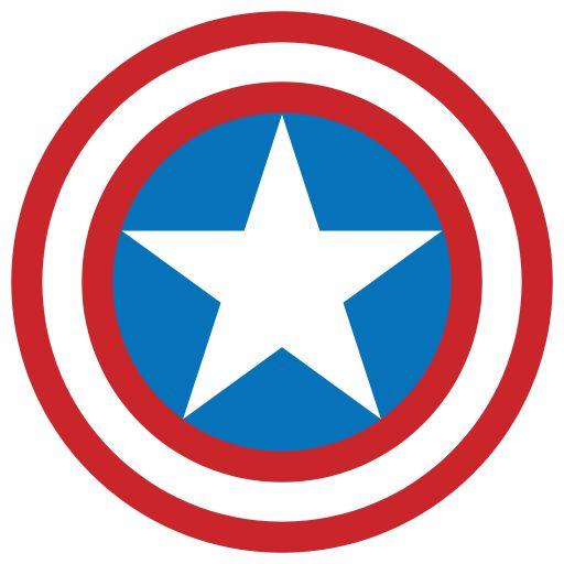 File:Captain America Shield.svg