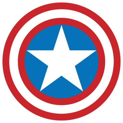 File:Captain America Shield.svg