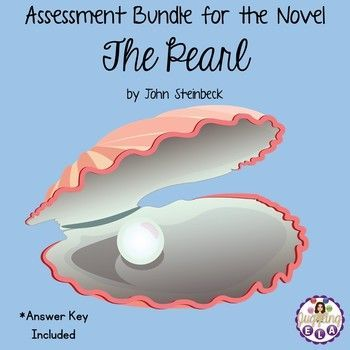 In this bundle you will find 2 tests, a quiz and an essay prompt for the novel The Pearl by John Steinbeck. There are answer keys included for all of the assessments in this bundle. ❄️All assessments are fully editable MS Word documents and come with answer keys