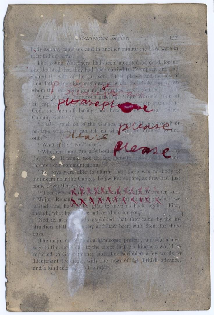 Alice Leach Artist: October 2011